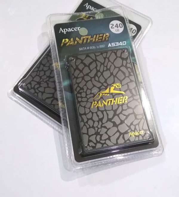SSD AS340 Apacer Panther 2.5 inch