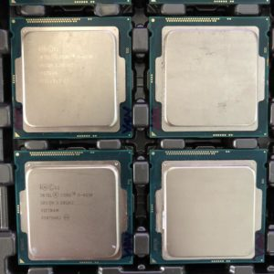 CPU Intel Core I5 4690 (TRAY)