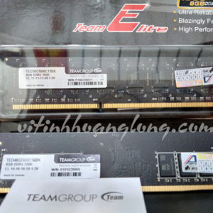 RAM TEAM Elite DDR3 8Gb 1600