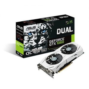 VGA Asus Dual Geforce GTX 1060