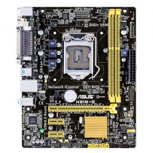 Bo mạch chủ mainboard Asus H81M D
