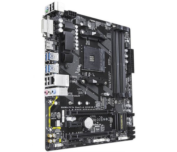 Mainboard Gigabyte AB350M DS3H